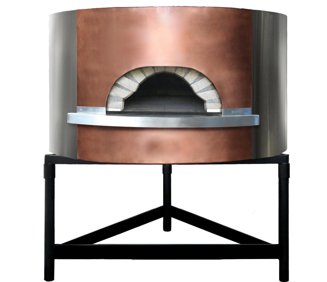 Four-professionnel-a-pizza-gamme-MEZZO-cuivre