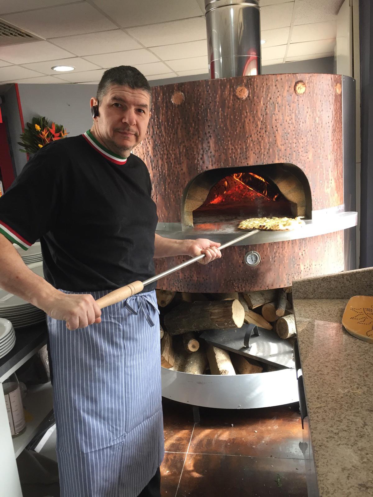 Maître Artisan pizzaiolo