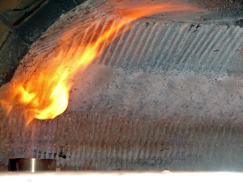 Brûleur pour four à pizza professionnel