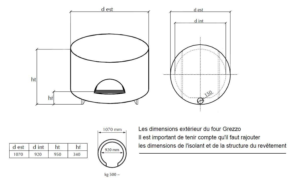 dimensions-four-a-pizza-jolly-rifinito-inox
