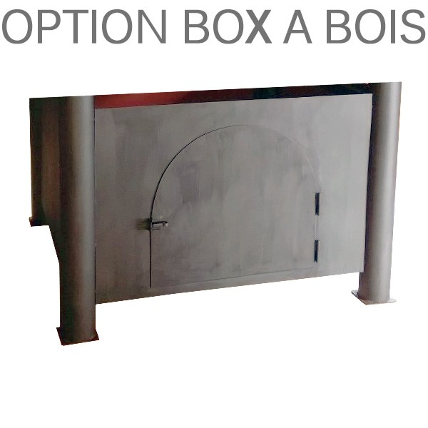 Options Box à bois